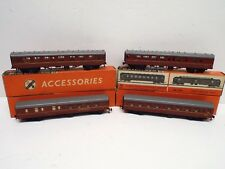 PLAYCRAFT 4X4 STANDARD COACHES 455-456-457-458 BOXED (C430)