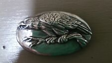 "Eagle on Branch Concho 1 1/2"" Wide"