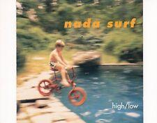 CD NADA SURFhigh/lowGERMAN EX (B0896)