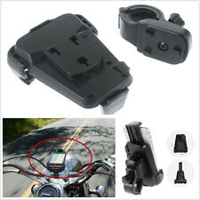 Adjustable Black 3-Paw Motorcycle Bike Mount Holder Bracket Support For iPhone 6