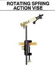Rotatable Spring Action Fly Tying Vice From WAPSI - NEW
