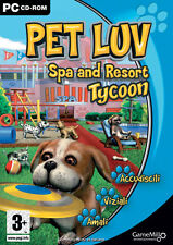 Pet Luv Spa & Resort Tycoon PC IT IMPORT ACTIVISION BLIZZARD