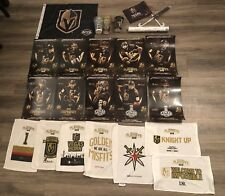 Vegas Golden Knights NHL Playoffs Poster Set  7Rally Towels, Panoramic poster
