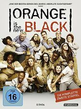 5 DVDs * ORANGE IS THE NEW BLACK - STAFFEL 2 # NEU OVP /