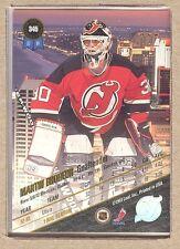 Martin Brodeur 345 1993-94 Leaf Set (Scan is back of card)