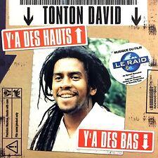 Tonton David CD Single Y'a Des Hauts Y'a Des Bas - France (EX/EX)