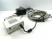 Newmark Systems Nsc A1 E Single Axis Usb Stepper Motor Controller Amp Power Cables