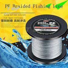 Super Strong 500M PE Braided Fishing Line 10LB-88LB Multifilament PE Lines