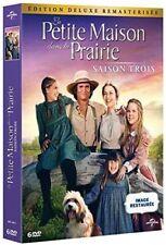 """DVD """"La Petite maison dans la prairie - Saison 3""""    NEUF SOUS BLISTER"""
