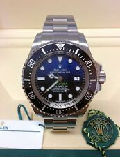 Rolex Deepsea Sea-Dweller 116660 D-Blue - Box & Paperwork - 2018 Unworn!