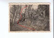 Elitesoldaten WW2 Foto Konvolut Camo Tarn Einsatz Gebirgsjäger Gruppenfoto