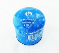CARTUCCIA CAMPINGAZ GAS BUTANO 190g C206 GLS RICARICA FORNELLO FIAMMA OSSIDRICA