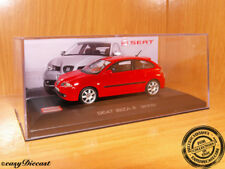 SEAT IBIZA III RED 1:43 2002 MINT WITH BOX-ART!!!