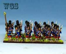 15mm Franco - Prussian War WGS painted French Grenadiers of the Guard PFA014