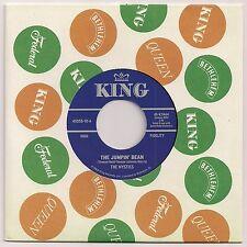 "60's R&B 7"" 45 THE MYSTICS THE JUMPIN' BEAN  / RED PRYSOCK HAREM GIRL   US KING"
