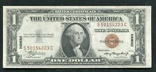 """FR. 2300 1935-A $1 ONE DOLLAR """"HAWAII"""" SILVER CERTIFICATE UNCIRCULATED"""