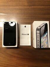 Apple iPhone 4s - 32GB - Schwarz (Ohne Simlock) A1387 (CDMA + GSM)
