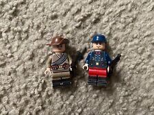lego brickmania brickarms ww1 minifig set of 2