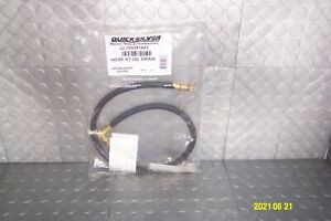 Mercury Mercruiser Quicksilver Oil Drain Hose Kit Metric M12  OEM 32-865281A02