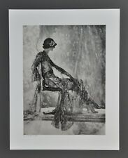 Baron Adolphe de Meyer Ltd. Ed. Photo Art Print Kunstdruck 28x36cm Fashion 1931