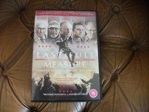 THE LAST FULL MEASURE DVD