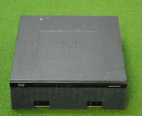 Cisco CISCO3925/K9 3925 w/SPE100 Integrated Services Router -1 YrWty / TxInv