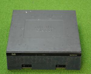 Cisco CISCO3925/K9 3925 w/SPE100 Integrated Services Router -1 YrWty / TxInv