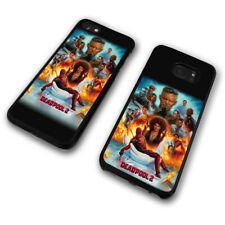 Deadpool 2 Cable Domino Colossus Firefist X-Men Marvel Phone Case Cover
