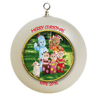 Personalized In the Night Garden Christmas Ornament
