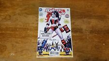 """Harley Quinn # 25 Cover Neal Adams 11"""" x 17"""" Signed Print DC Collectible TB1"""