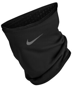 Nike Men's Therma Sphere Neck Warmer Black Size S/M