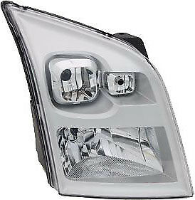 FORD TRANSIT MK7 2006 - 2014 HEADLAMP HEAD LIGHT RIGHT DRIVER SIDE OE 1684407