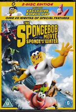 The Spongebob Movie - Sponge Out Of Water - DVD - Includes Bonus DVD