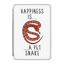 """Le bonheur est un animal serpent Étui Housse Pour Kindle 6"""" E-Reader-Drôle"""