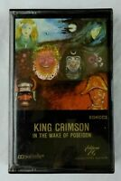 King Crimson Collectors Edition Cassette In the Wake of Poseidon