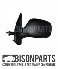 FITS RENAULT KANGOO (2003-2009) COMPLETE MIRROR HEAD INCL CABLE N/S LEFT HAND