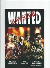 Image Top Cow Comics Wanted Dossier NM-/M 2004
