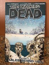 The Walking Dead Volume #2 - Miles Behind Us  2010 Comic Book