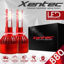 XENTEC LED HID Foglight Conversion kit 881 6000K for 2003-2016 Kia Sorento