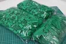 LEGO - Green Bricks and Plates (1.85kg) - Mixed Bulk Job Lot - Brand New!