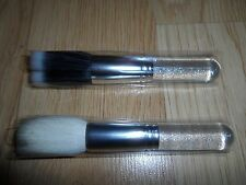MAC DUO FIBRE 187SE & 167SE LTD. ED MINERALIZE POWDER FACE BRUSH GLITTER & ICE