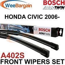Honda Civic MK8 VIII Neuf Origine BOSCH A402S Aerotwin Essuie-Glace Avant Set de lames