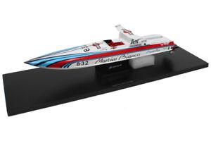 Lancia Martini 1987 Off Shore Ship- 1/43 Scale Spark Model- S2301