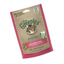Greenies Feline Savory Salmon Flavor 2.5 oz.