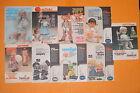 lotto 9 pubblicità topolino anni 80 bambole Migliorati advertising vintage doll