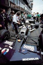Riccardo Patrese Brabham BT52B Dutch Grand Prix 1983 Photograph 1