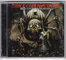 Dance Club Massacre - Feast Of The Blood Monsters CD