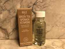 Youth To The People Superfood Antioxidant Cleanser Kale Green Tea Spinach Travel