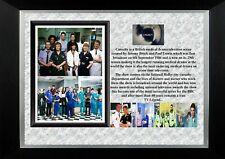 CASUALTY TV SHOW FRAMED PRINT