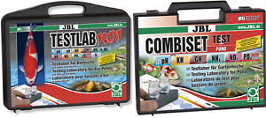 JBL Pond Combi Set & Testlab Koi Test Kit Garden Complete Testing Fish Goldfish